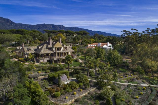 256 Las Entradas Dr, Montecito, CA 93108 (MLS #19-227) :: Chris Gregoire & Chad Beuoy Real Estate