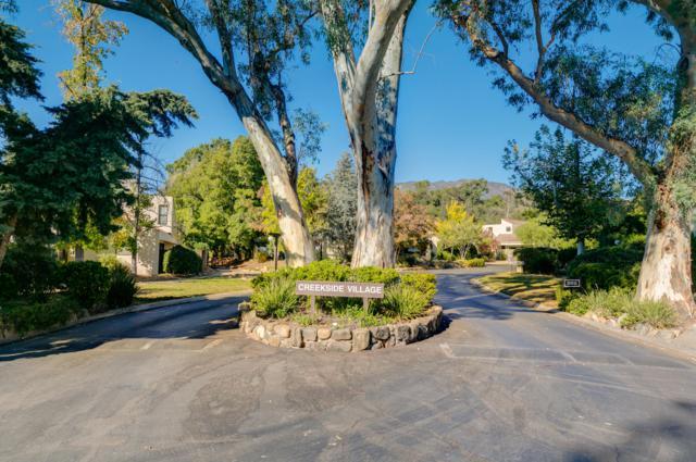 1115 Creekside Way B, Ojai, CA 93023 (MLS #19-2274) :: The Zia Group
