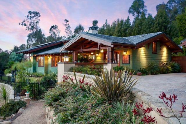 809 Alston Ln, Santa Barbara, CA 93108 (MLS #19-2284) :: The Zia Group