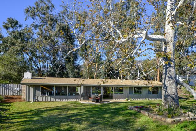 1726 Santa Monica Rd, Carpinteria, CA 93013 (MLS #19-229) :: Chris Gregoire & Chad Beuoy Real Estate