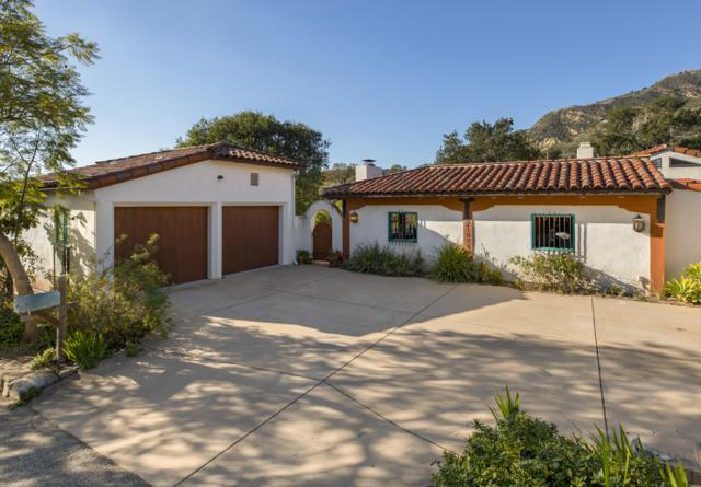 1025 Coyote Rd, Santa Barbara, CA 93108 (MLS #19-230) :: Chris Gregoire & Chad Beuoy Real Estate