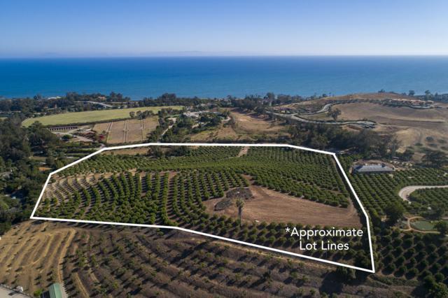 0 Vista Oceano Lane, Santa Barbara, CA 93067 (MLS #19-2320) :: The Epstein Partners