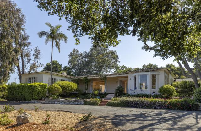 845 Via Hierba, Santa Barbara, CA 93110 (MLS #19-2335) :: The Zia Group