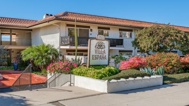 2525 State St #11, Santa Barbara, CA 93105 (MLS #19-2348) :: The Zia Group