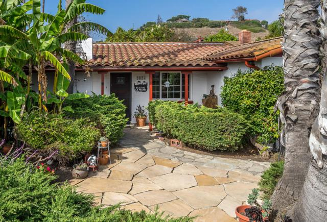 2324 Cliff Dr, Santa Barbara, CA 93109 (MLS #19-2364) :: The Epstein Partners