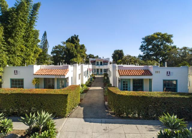 221 W Micheltorena St, Santa Barbara, CA 93101 (MLS #19-237) :: The Zia Group