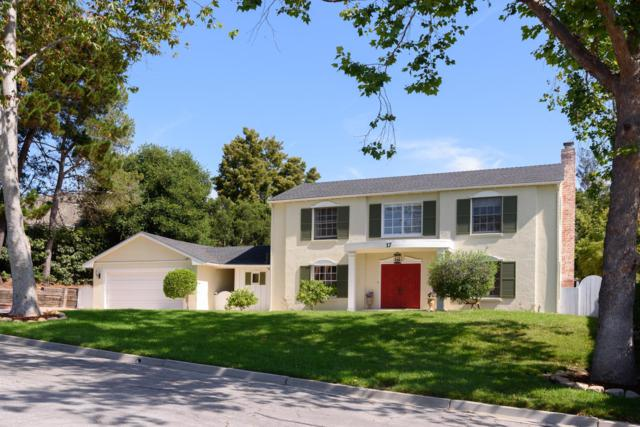 17 Augusta Ln, Santa Barbara, CA 93108 (MLS #19-2395) :: The Epstein Partners