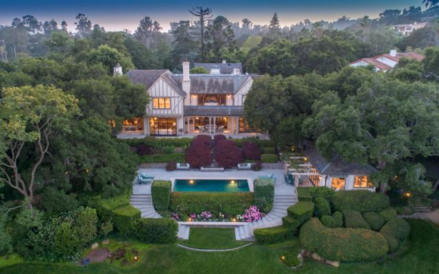2697 Sycamore Canyon Road, Montecito, CA 93108 (MLS #19-2412) :: The Zia Group