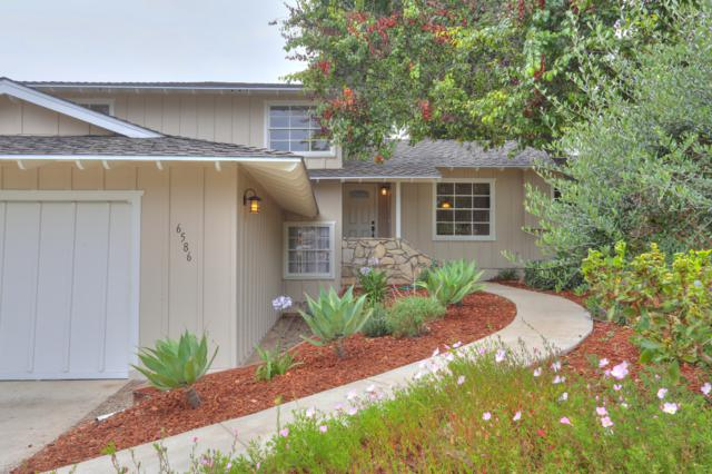 6586 Camino Venturoso, Goleta, CA 93117 (MLS #19-2419) :: The Epstein Partners