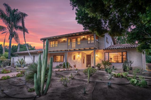 1388 Wyant Rd, Montecito, CA 93108 (MLS #19-2463) :: The Zia Group