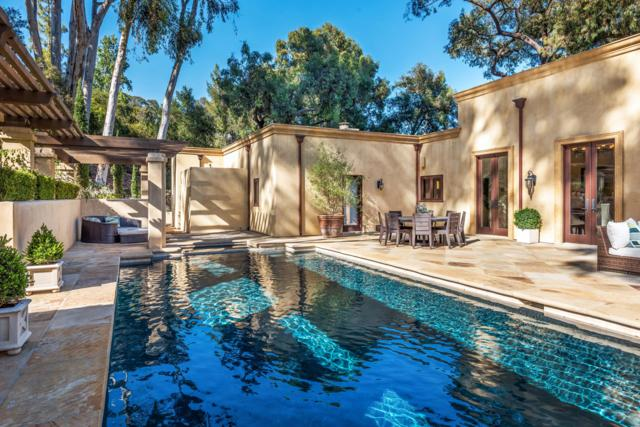 2900 Sycamore Canyon Rd, Montecito, CA 93108 (MLS #19-2477) :: The Zia Group