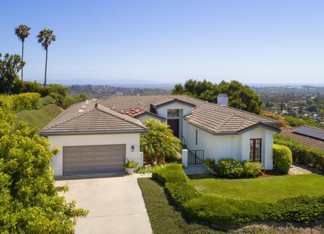 4693 Sierra Madre Rd, Santa Barbara, CA 93110 (MLS #19-2498) :: The Zia Group