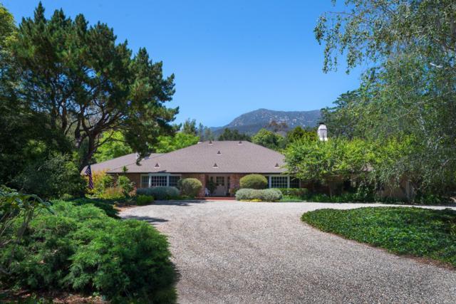 1864 E Valley Rd, Montecito, CA 93108 (MLS #19-25) :: Chris Gregoire & Chad Beuoy Real Estate