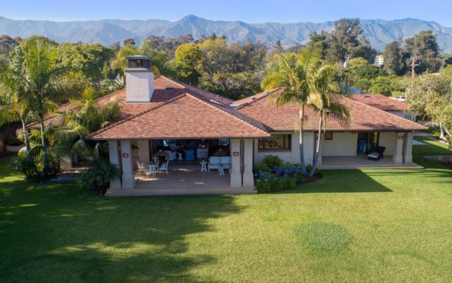 1127 Hill Road, Montecito, CA 93108 (MLS #19-2534) :: The Zia Group