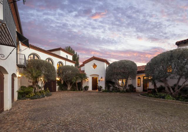 956 Mariposa Ln, Montecito, CA 93108 (MLS #19-2541) :: The Zia Group