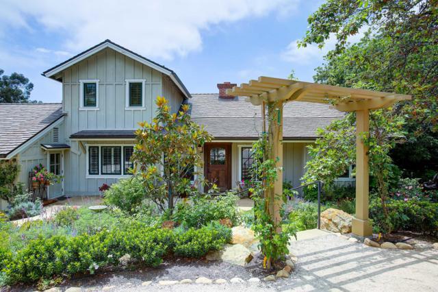 2885 Hidden Valley Ln, Santa Barbara, CA 93108 (MLS #19-2552) :: The Epstein Partners