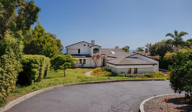 4161 Creciente Dr, Santa Barbara, CA 93110 (MLS #19-2553) :: The Zia Group
