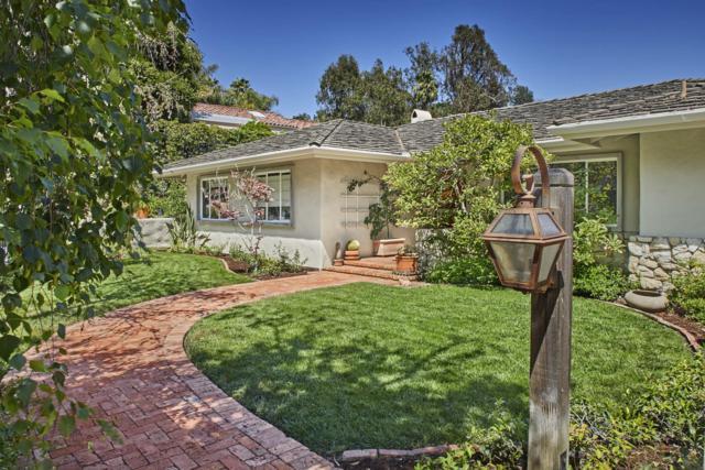 1880 Barker Pass Rd, Santa Barbara, CA 93108 (MLS #19-2562) :: The Zia Group