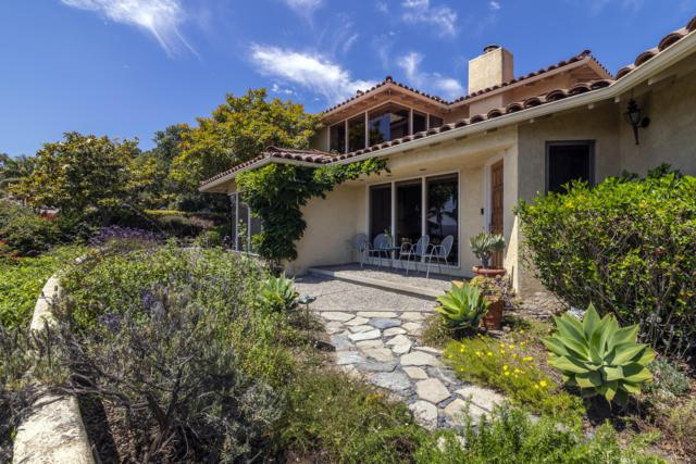 202 Loma Media Rd, Santa Barbara, CA 93103 (MLS #19-2570) :: The Zia Group
