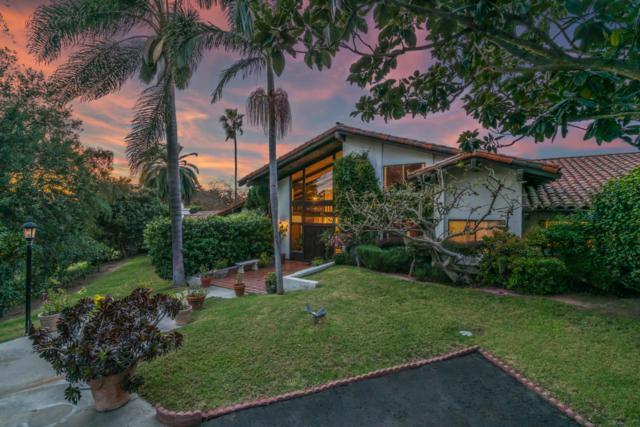 4630 Via Vistosa, Santa Barbara, CA 93110 (MLS #19-2607) :: The Zia Group