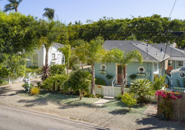 4855 Sawyer Avenue A & B, Carpinteria, CA 93013 (MLS #19-2609) :: The Zia Group