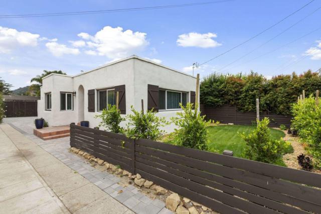 717 W Micheltorena St, Santa Barbara, CA 93101 (MLS #19-2613) :: Chris Gregoire & Chad Beuoy Real Estate