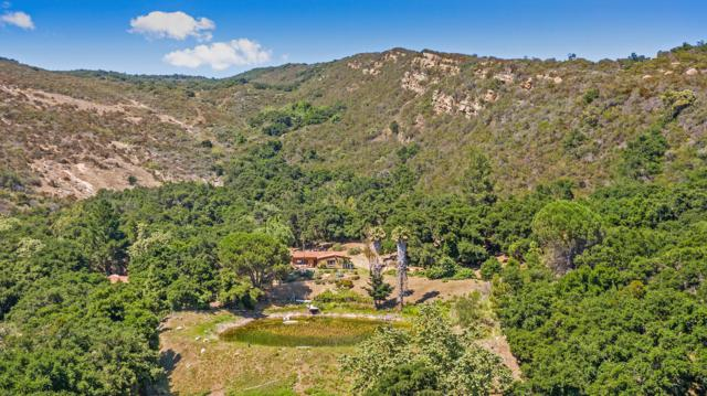 2125 Refugio Rd, Gaviota, CA 93117 (MLS #19-2695) :: The Zia Group