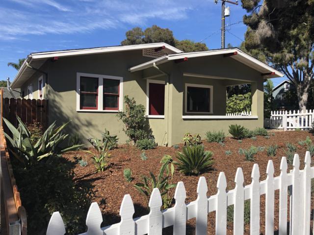 2335 Chapala St, Santa Barbara, CA 93105 (MLS #19-2706) :: The Epstein Partners