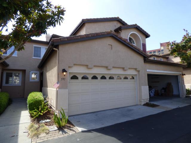 591 Poppyfield Pl, Goleta, CA 93117 (MLS #19-2718) :: Chris Gregoire & Chad Beuoy Real Estate