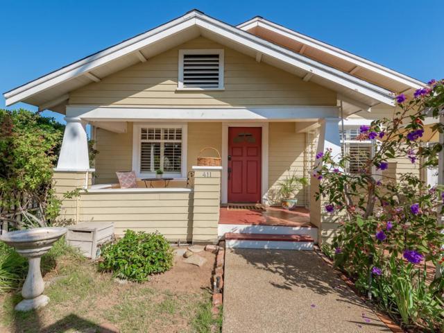 411 W Anapamu St A, Santa Barbara, CA 93101 (MLS #19-2733) :: The Epstein Partners