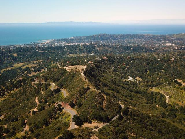 2501 Gibraltar Rd, Santa Barbara, CA 93105 (MLS #19-2764) :: The Zia Group