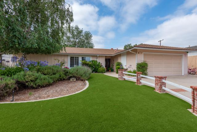 96 Valley Ridge Dr, Ojai, CA 93023 (MLS #19-2780) :: The Zia Group
