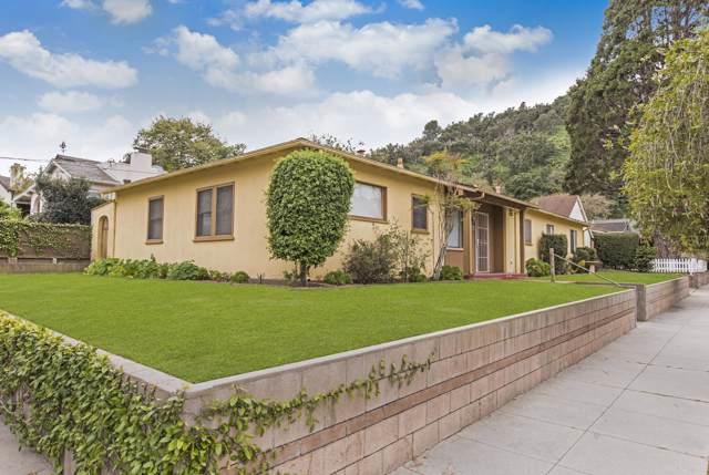 1003 W Sola St, Santa Barbara, CA 93101 (MLS #19-2796) :: The Epstein Partners