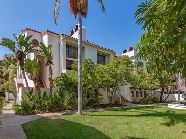 123 Bath St A5, Santa Barbara, CA 93101 (MLS #19-2797) :: The Epstein Partners