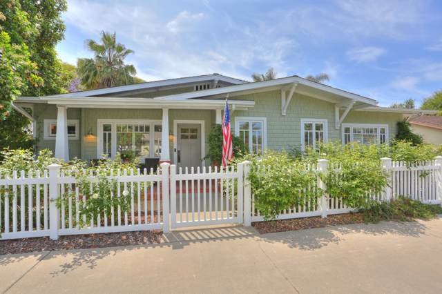 709 Eucalyptus Ave, Santa Barbara, CA 93101 (MLS #19-2799) :: The Epstein Partners