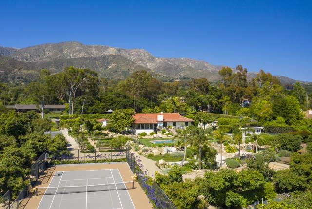 2255 Featherhill Rd, Montecito, CA 93108 (MLS #19-2802) :: The Zia Group