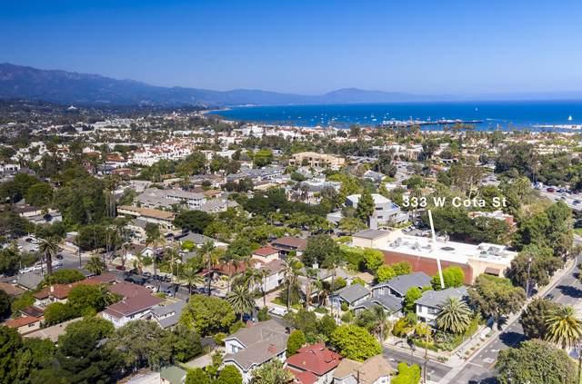 333 W Cota St A, Santa Barbara, CA 93101 (MLS #19-2804) :: The Epstein Partners