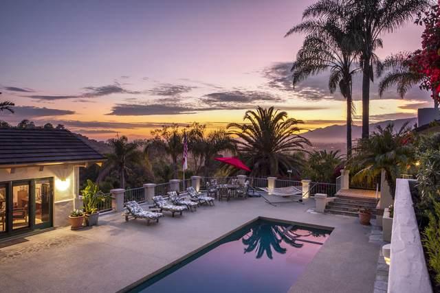 642 Via Trepadora, Santa Barbara, CA 93110 (MLS #19-2806) :: The Epstein Partners