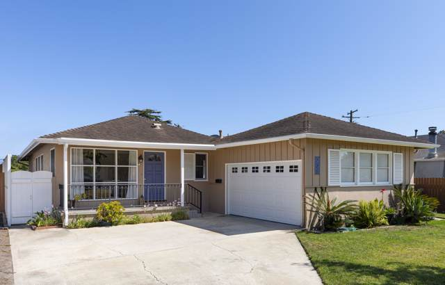 226 San Julian Ave, Santa Barbara, CA 93109 (MLS #19-2815) :: The Zia Group