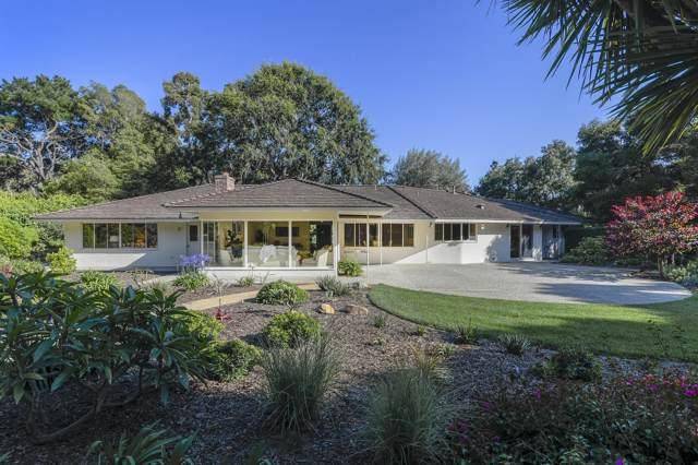 1848 E Valley Rd, Santa Barbara, CA 93108 (MLS #19-2822) :: The Zia Group