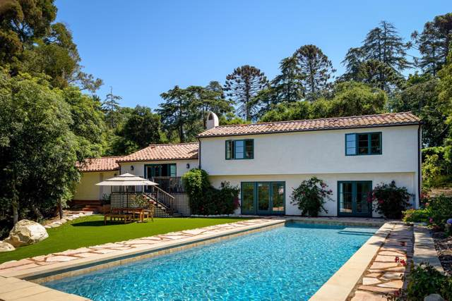 1201 Cima Linda Ln, Santa Barbara, CA 93108 (MLS #19-2831) :: The Epstein Partners