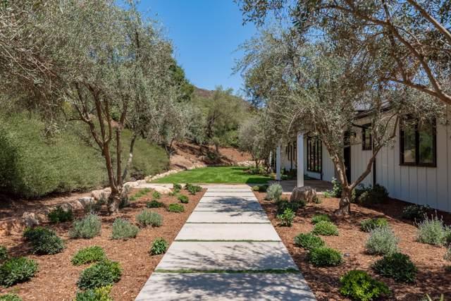 950 Brooktree Rd, Santa Barbara, CA 93108 (MLS #19-2835) :: The Zia Group