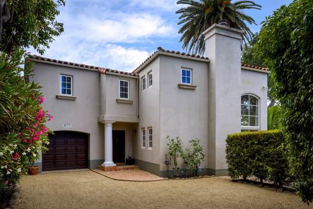 1675 San Leandro Ln, Montecito, CA 93108 (MLS #19-2836) :: The Zia Group
