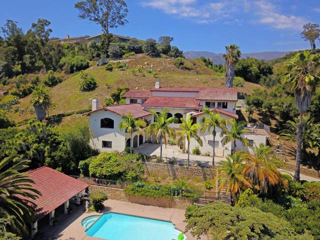 1479 Lou Dillon Ln, Santa Barbara, CA 93103 (MLS #19-2849) :: The Epstein Partners
