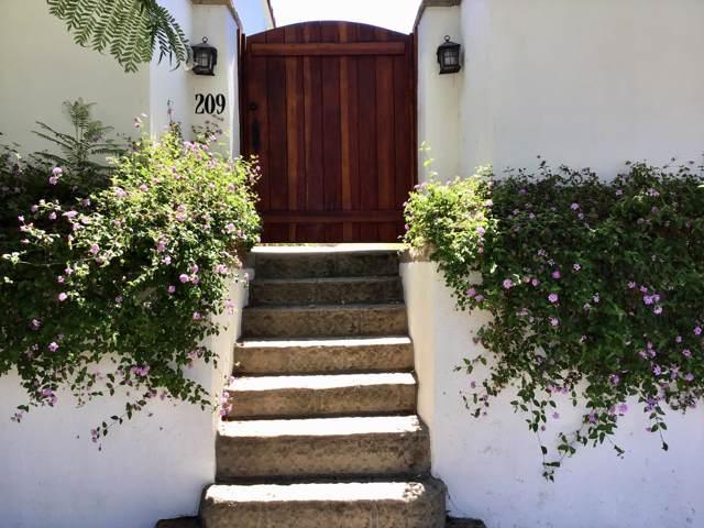209 W Constance Ave, Santa Barbara, CA 93105 (MLS #19-2851) :: The Zia Group