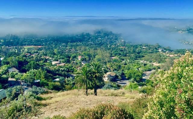 252 E Mountain Dr, Montecito, CA 93108 (MLS #19-2856) :: The Zia Group