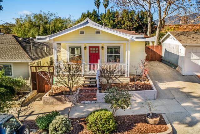 208 W Pedregosa St, Santa Barbara, CA 93101 (MLS #19-286) :: The Epstein Partners