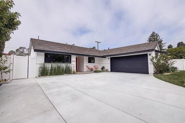 347 Salida Del Sol, Santa Barbara, CA 93109 (MLS #19-2860) :: The Epstein Partners