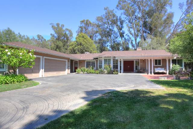 840 Puente Dr, Santa Barbara, CA 93110 (MLS #19-2875) :: The Epstein Partners