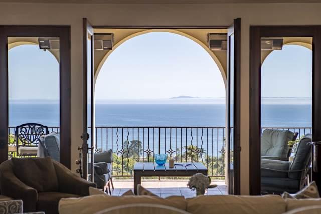 1568 La Vista Del Oceano, Santa Barbara, CA 93109 (MLS #19-2879) :: The Zia Group